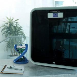 CubePro Duo 3D Printer, 3D Printer